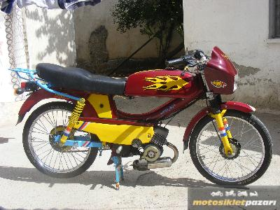 Motor Mobylette Arsal