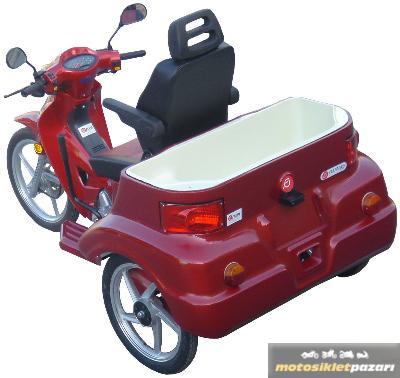 3 tekerlekli benzinli motormotoran