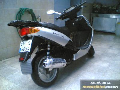 Ihtiyaç fazlasiKymco - İkinci El Motor - Motorsiklet Pazarı