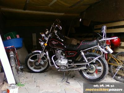Motor zealsun zs 125-7