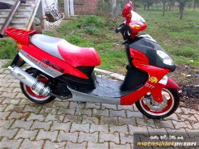 Sahibinden RKS RK150-R Satılık Motosiklet, İkinci El 7000