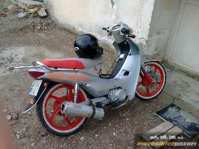 SATILIK 100 CC LİK MOTORMondial - İkinci El Motor