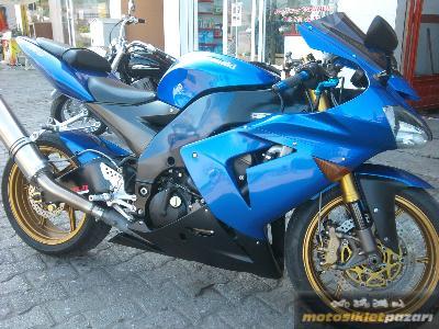 1000lik ninja Kawasaki - İkinci El Motor - Motorsiklet Pazarı