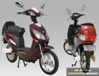 Motor E-SCOOTER ST Max