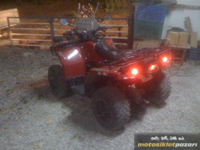 Motor Polaris SAWTOOTH