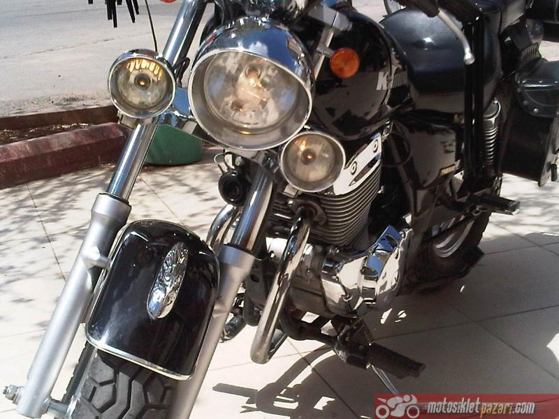 Öğretmenden temiz garaj motoHonda - İkinci El Motor