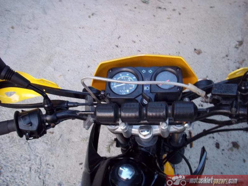SATILIK TEMİZ 200CC CG Celik Motor - İkinci El Motor