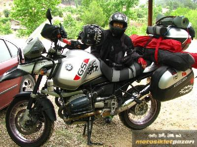 Motor BMW R 1150 GS Adventure