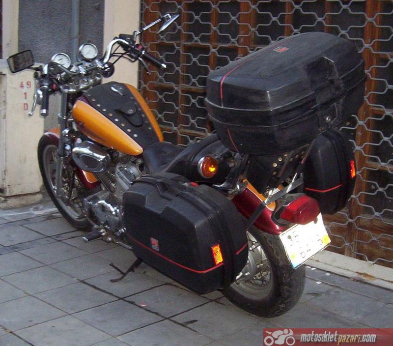 YAMAHA VIRAGO ÇOK TEMIZ.Yamaha - İkinci El Motor