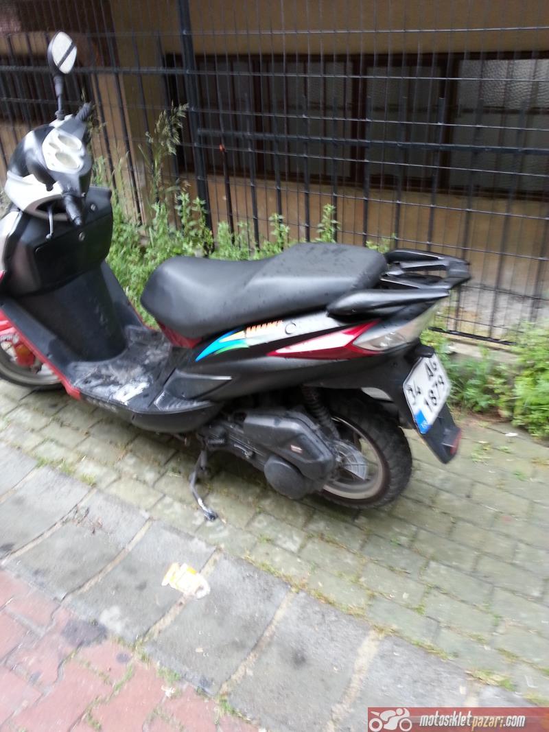 YIBEN YB 150T-15Yuki - İkinci El Motor - Motorsiklet Pazarı