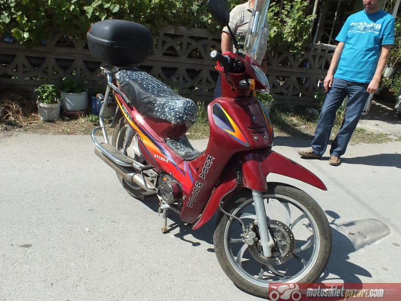 Derbi STX 2014 Model Naked / Roadster Motor Motosiklet