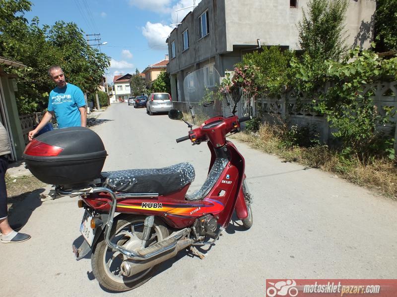 Satılık Temiz MotorKanuni - İkinci El Motor - Motorsiklet