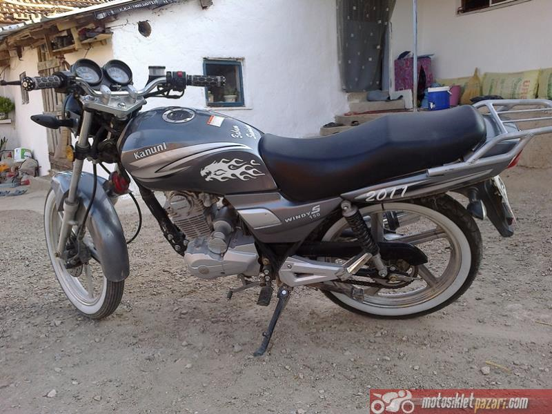 Motor Kanuni Windy 150