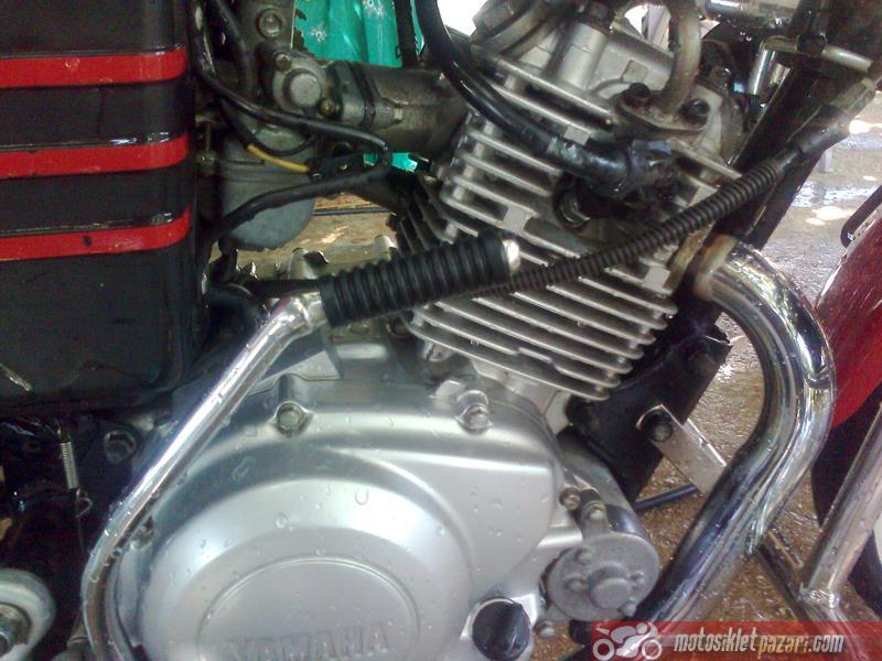 ACİL SATILIK KELEPİR YBR 125Yamaha - İkinci El Motor