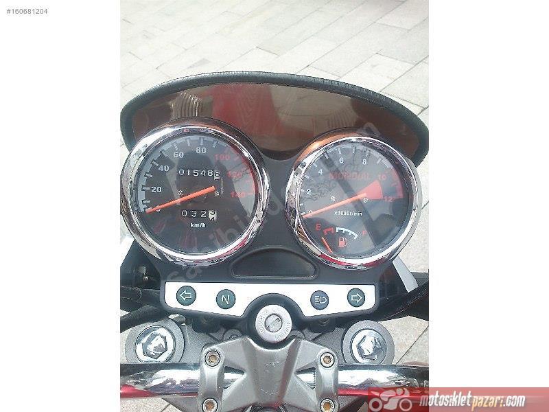 GARAJ MOTORUMondial - İkinci El Motor - Motorsiklet Pazarı