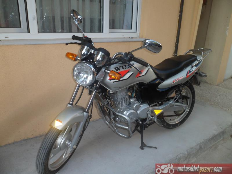 Motor Wuxi DY 200