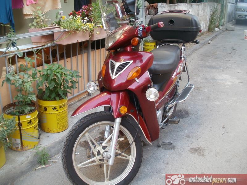 Acil satılık jinlun chopper Jinlun - İkinci El Motor