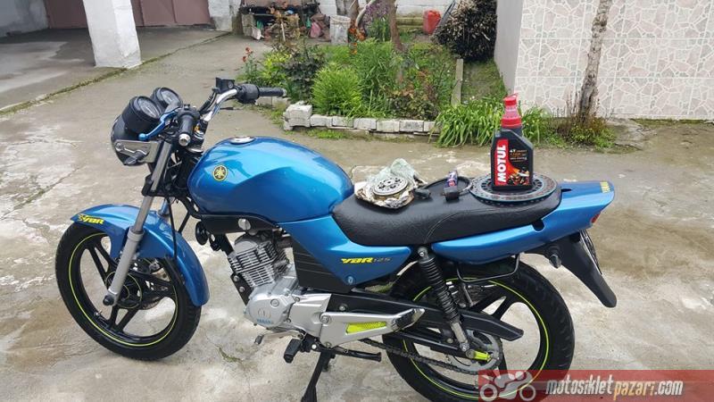 SATILIK YAMAHA YBR 125 ACİL Yamaha - İkinci El Motor