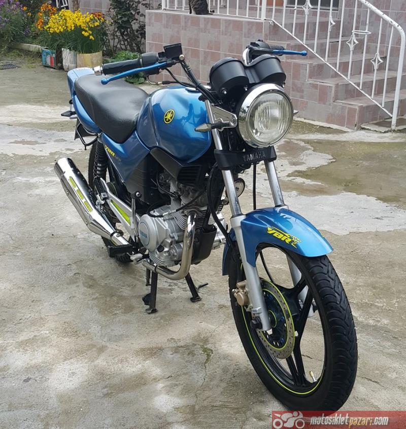 Akhisar içinde, ikinci el satılık Yamaha ybr 125 2008 - letgo