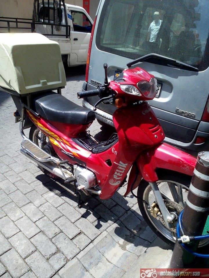 Adanada satılık 2010 model Mondial - İkinci El Motor