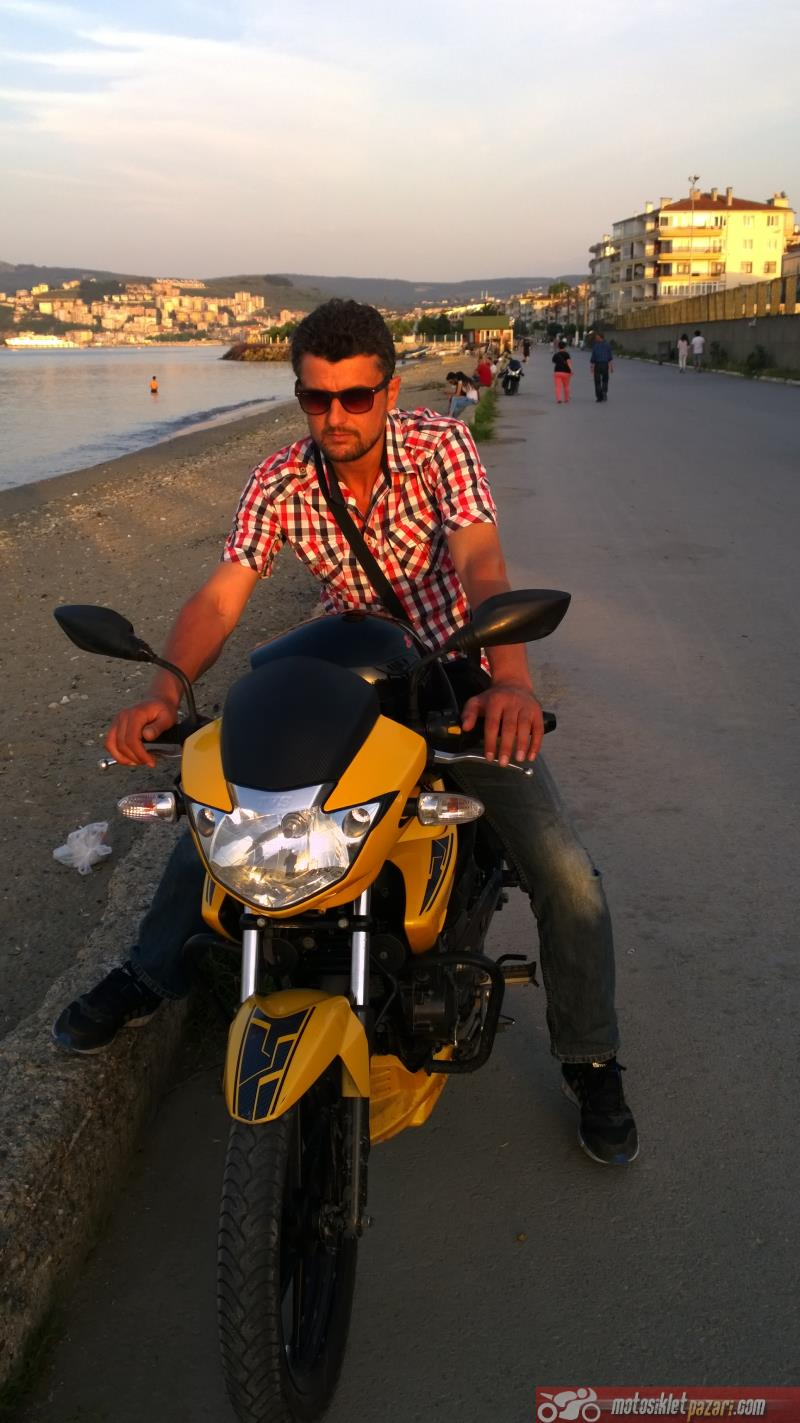 ACİL SATILIK MOTORMondial - İkinci El Motor - Motorsiklet