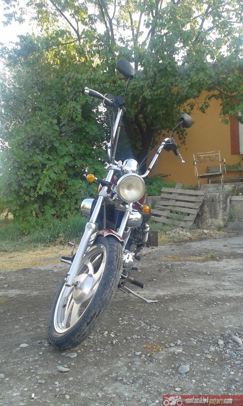 temiz supersahadow 250 cc Keeway - İkinci El Motor