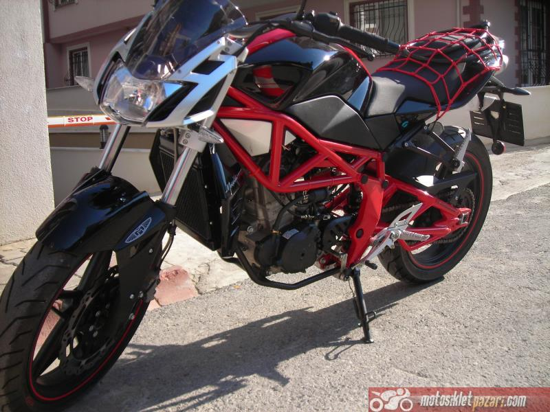 MEGELLI 250RSuzuki - İkinci El Motor - Motorsiklet Pazarı