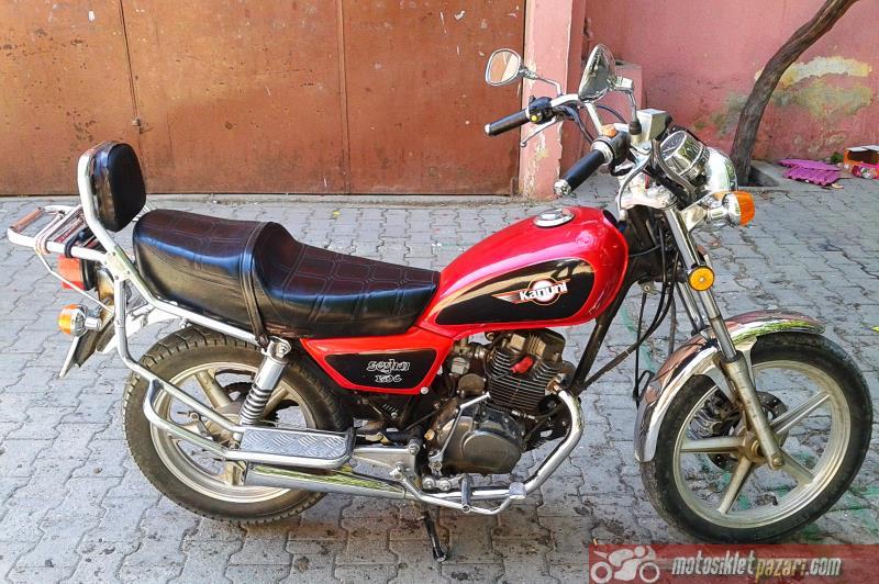 Wuxi Dy200 Satılık MotorsiklWuxi - İkinci El Motor