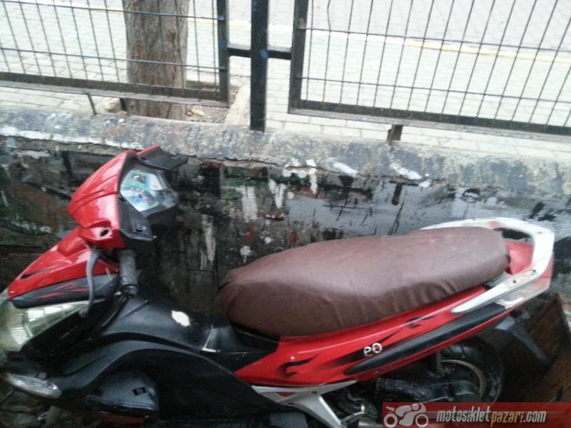 Michelin City Grip Lastikli Mondial - İkinci El Motor